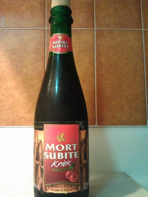 Mort Subite Kriek
